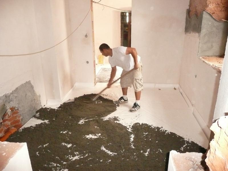Woonkamer Betonvloer: Beton cire in keuken of badkamer tips en ...