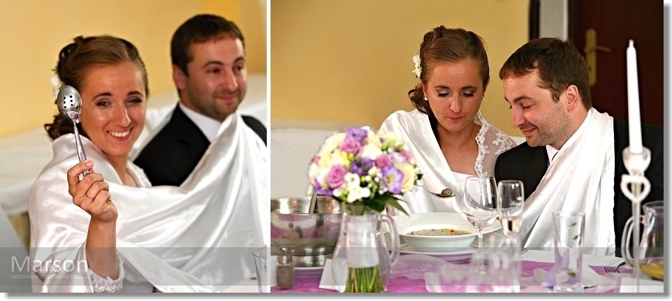 Bruiloft tradities Camping de Sprookjesmolen Pohadkovy Mlyn in Dolni Kalna Tsjechie met
